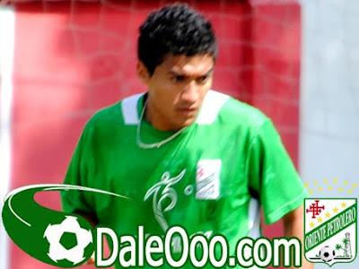 Oriente Petrolero - Alcides Peña - Club Oriente Petrolero