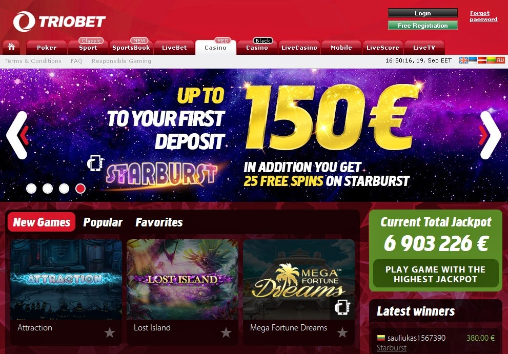 Triobet казино программа для взлома онлайн казино