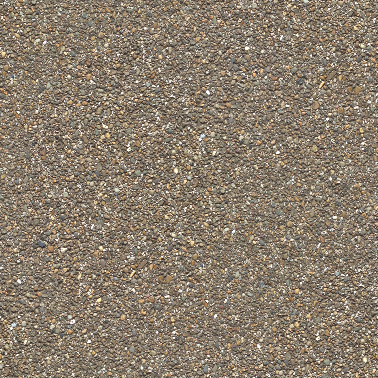 Pebblestone small ground seamless texture 2048x2048