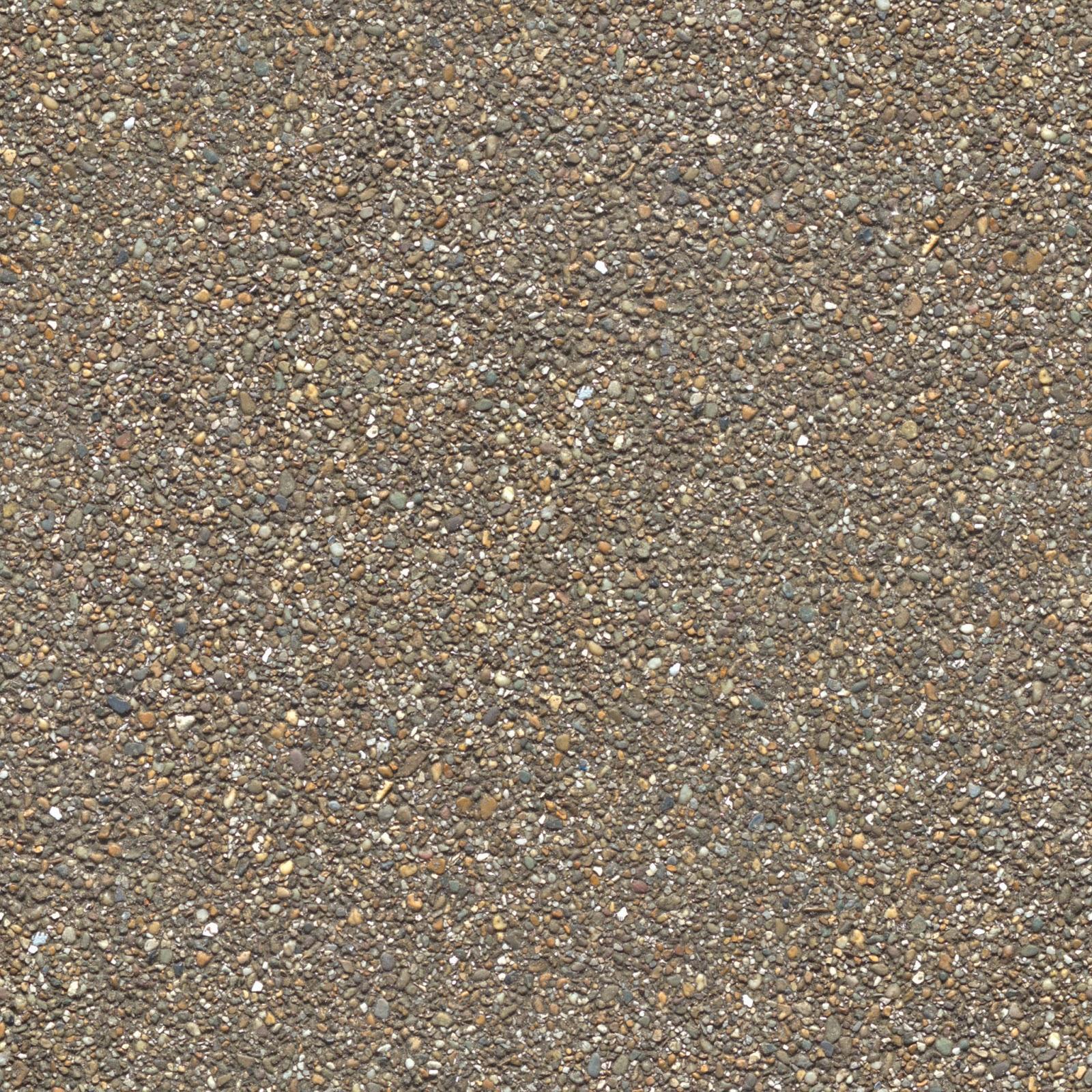 Pebblestone small ground seamless texture 2048x2048