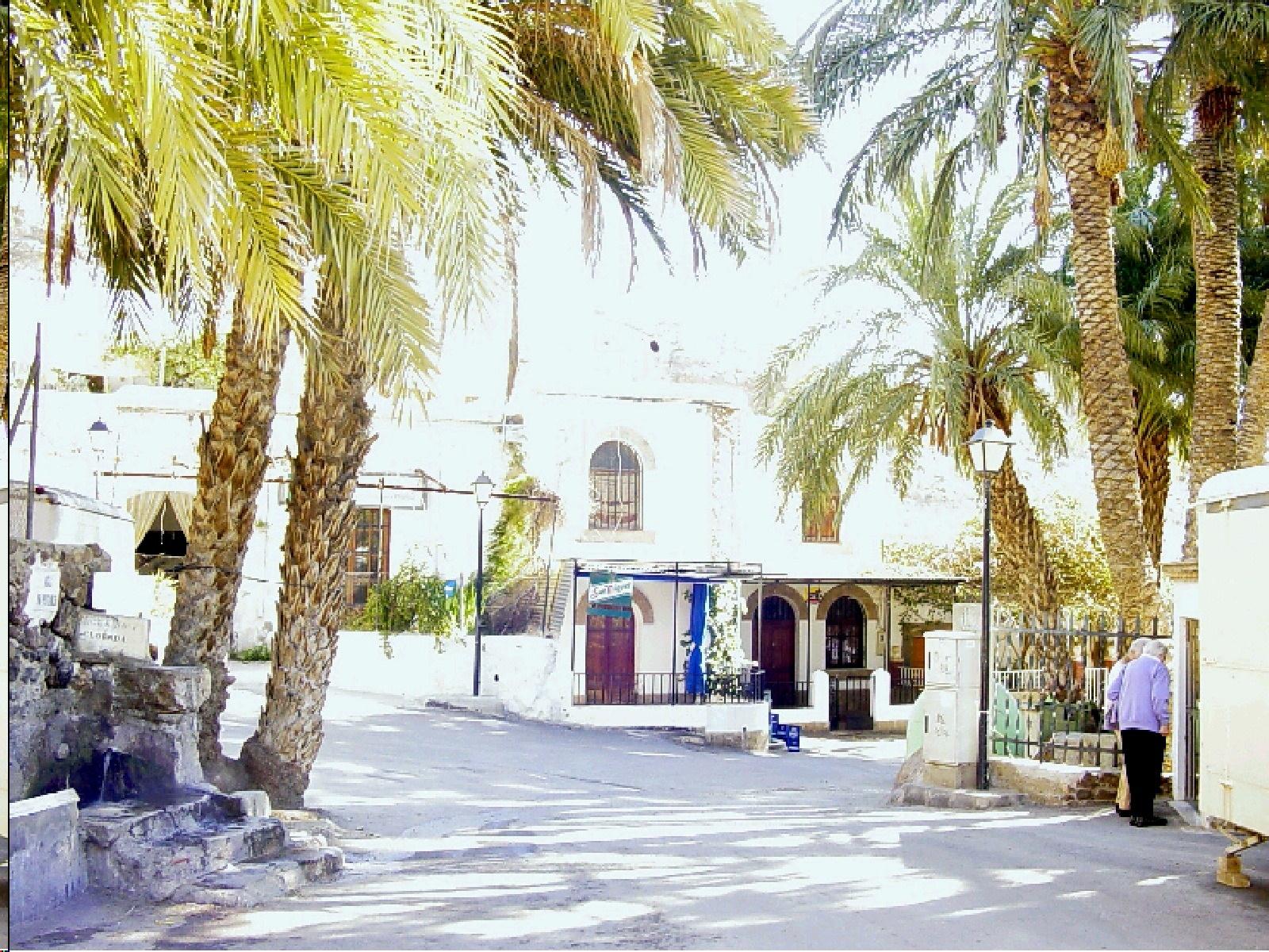 Almer a province photographs of spain - Banos sierra alhamilla ...