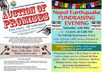 Community Fundraising Events - St Ives