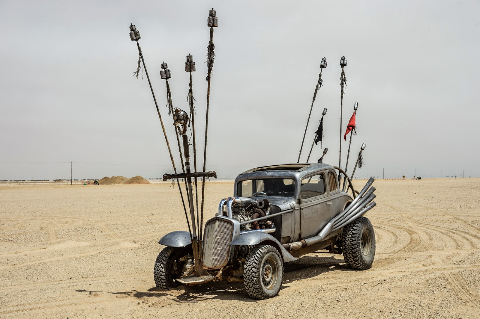 how to get all cars in mad max