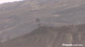 Bendera ISIS Dikibarkan Di Kobane