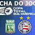 Ficha do jogo: Atlético Nacional (COL) 1x0 Bahia - Copa Sul-Americana 2013