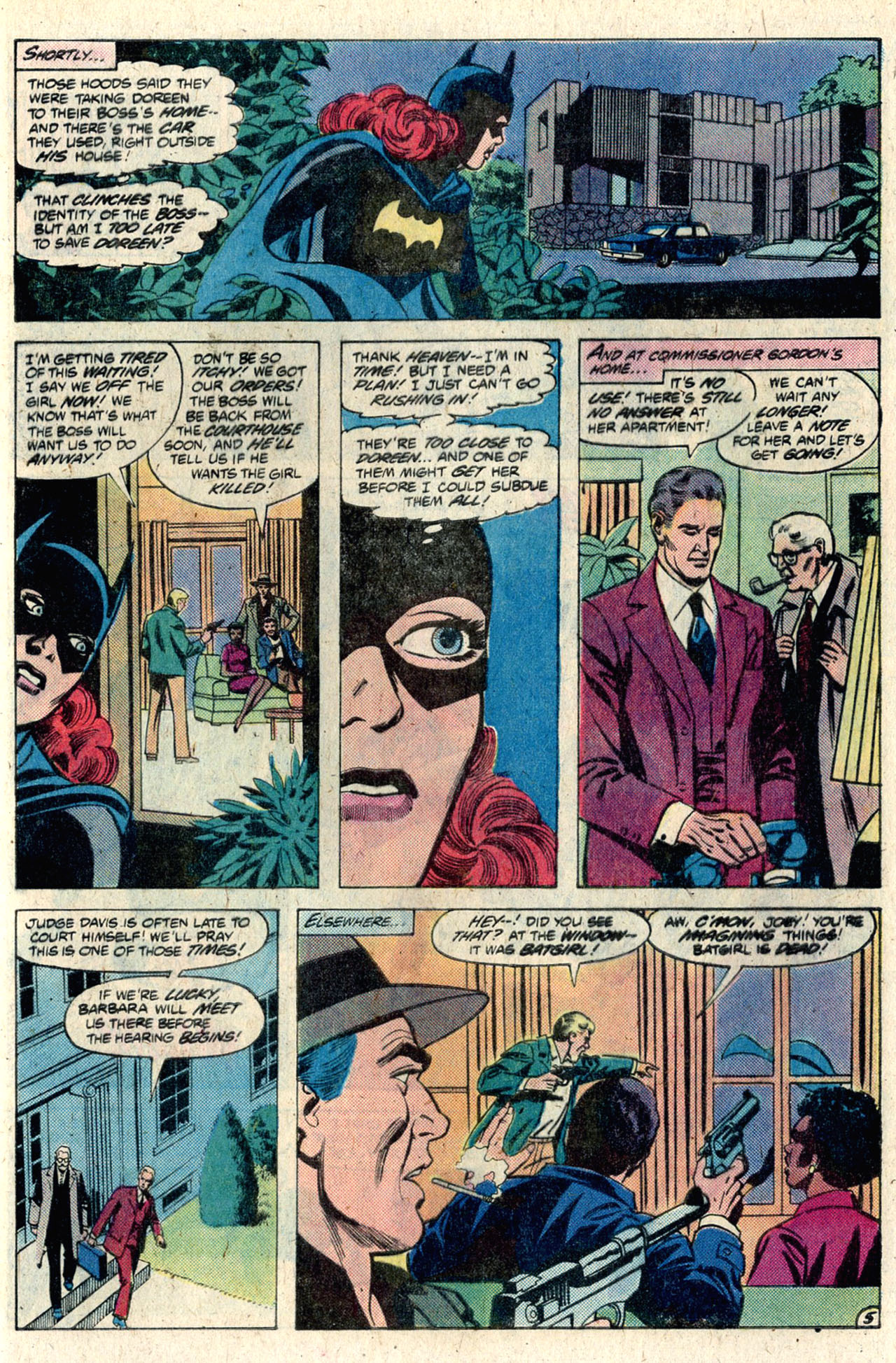 Detective Comics (1937) Issue #499 Page 28