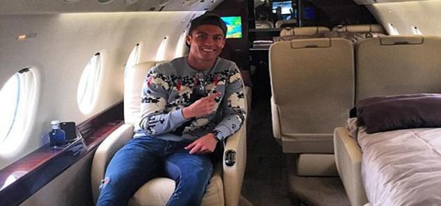 الديلي ميل تكشف سر زيارة رونالدو شبه اليومية للمغرب على طائرته الخاصة