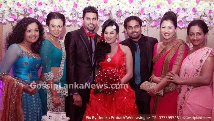 Gossip Photo Gallery Tharushi Perera Wedding