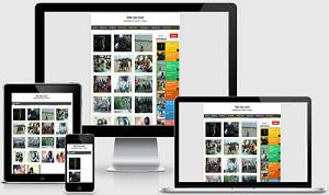 Photography Responsive Blogger Template & Blogspot Design
