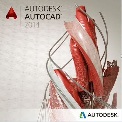 Autodesk AutoCad 2014 32bit and 64Bit With Keygen Free Download