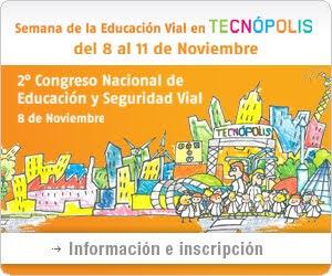 II CONGRESO NACIONAL DE EDUCACION Y SEGURIDAD VIAL