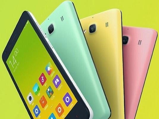 Spesifikasi dan Harga Terbaru Xiaomi Redmi 2