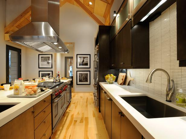 okapy kuchenne wyspowe