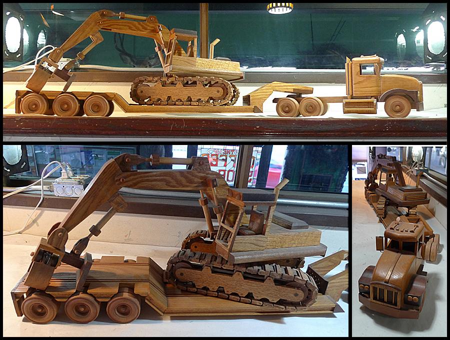 Building Plans For Toy Trucks : Ludstuff northwest coast pt