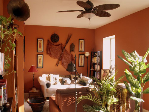 Decorating African Style Ideas