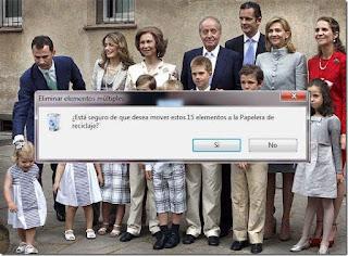 Memes Casa Real
