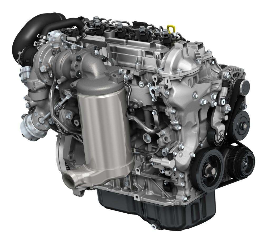 Motor Skyactiv diésel