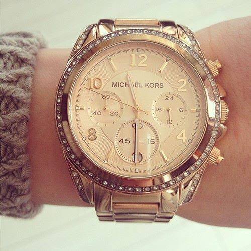 Top 10 summer fashion for 2013 - Michael Kors watch