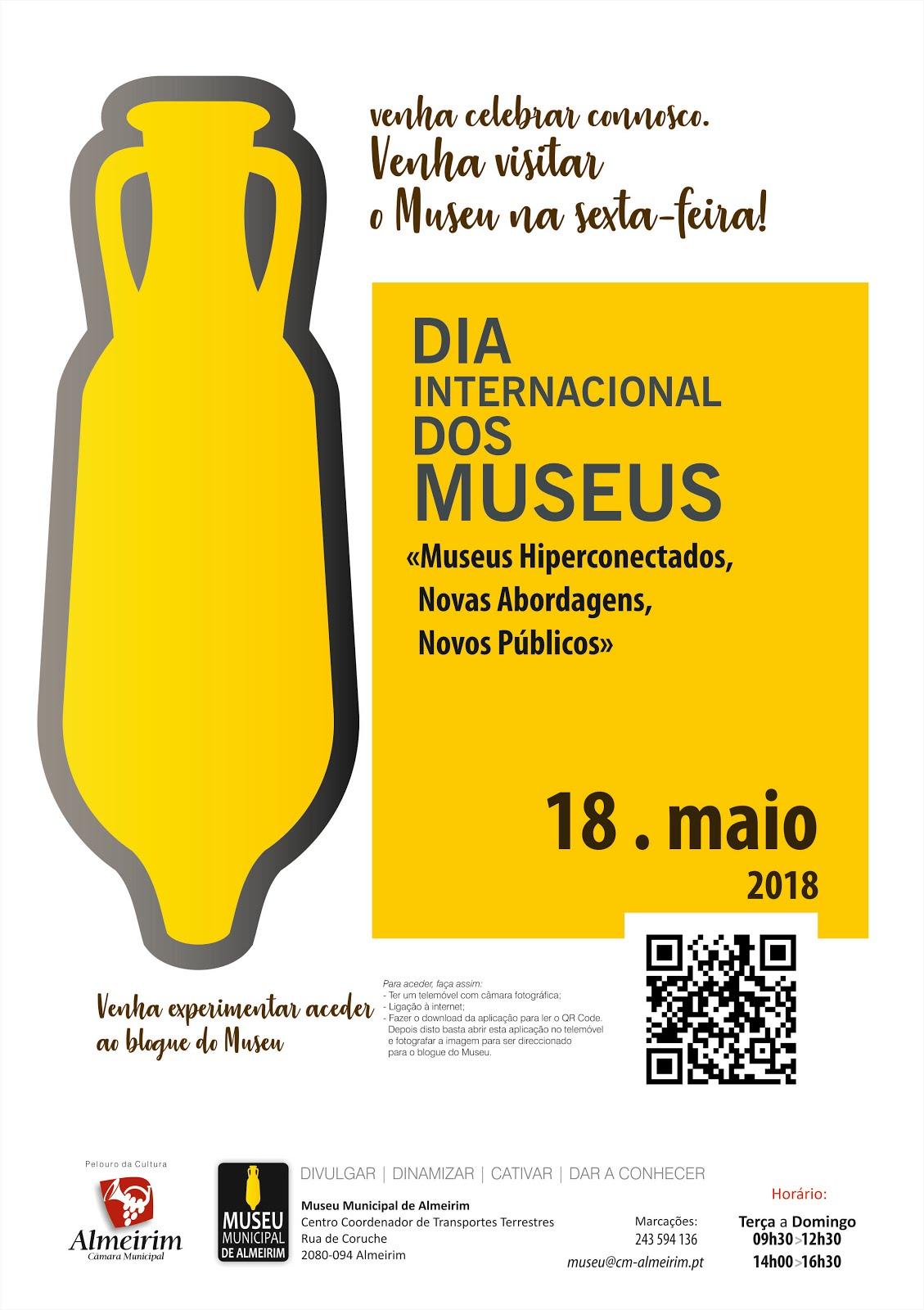 Dia Internacional dos Museus 2018