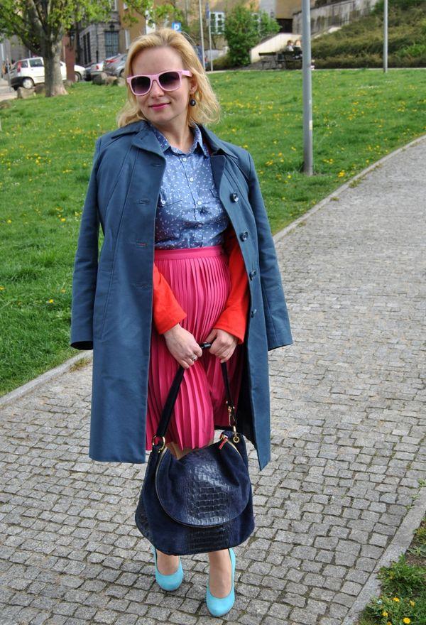 Zapatos de moda casuales color celeste | Zapatos