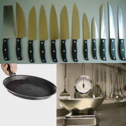 Restaurant santiago utensilios de cocina - Utensilios de cocina industrial ...