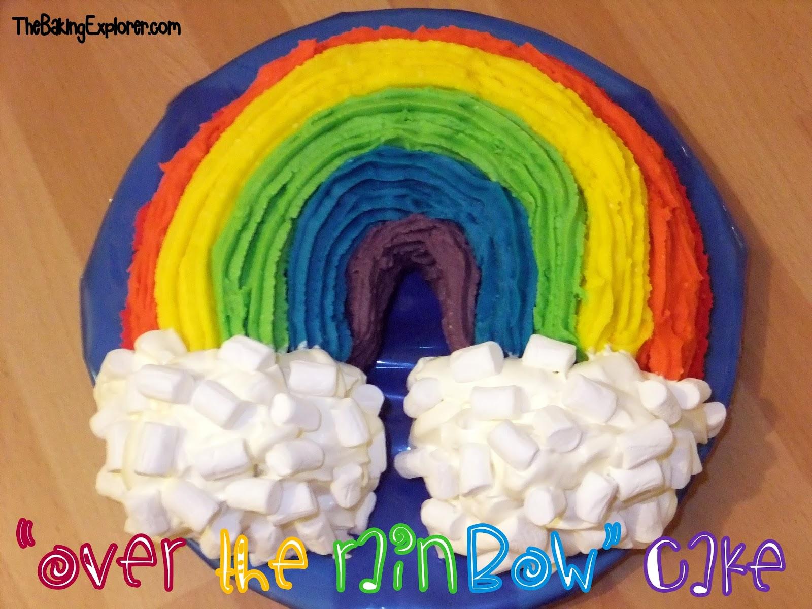 DSCF3989 Verwunderlich so where Over the Rainbow Dekorationen