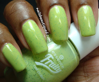 Essence Fruity, One Kiwi A Day