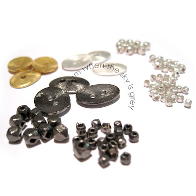 Gunmetal Plated Buttons (Chan Luu Style), Beads Of Cambay Discount Coupon Code - DIY Product Review