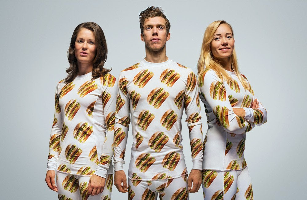 McWalk - roupa e produtos para o lar da McDonalds