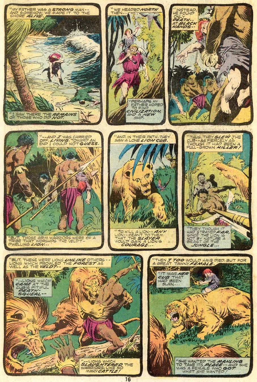 Conan the Barbarian (1970) Issue #62 #74 - English 11