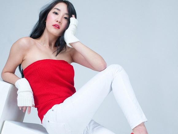 Girls Beauty Wallpaper Choi Ji Hyang 11