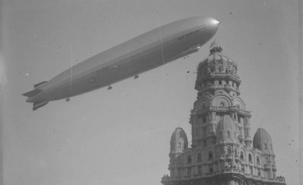 Image result for zeppelins