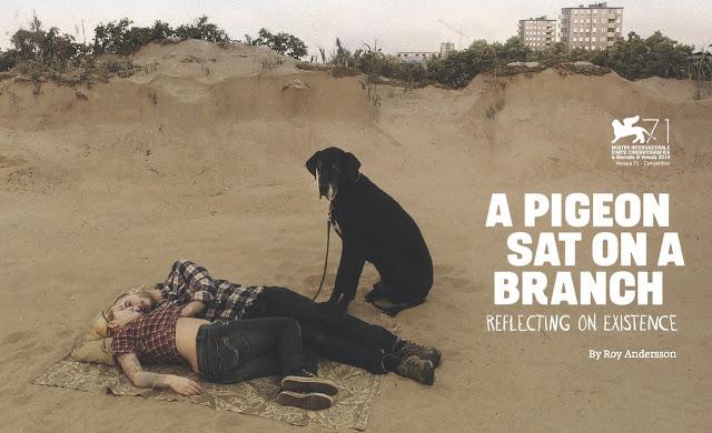 Frases de la película A Pigeon Sat on a Branch Reflecting on Existence