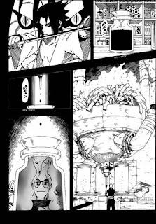 Naruto chapitre 585 manga