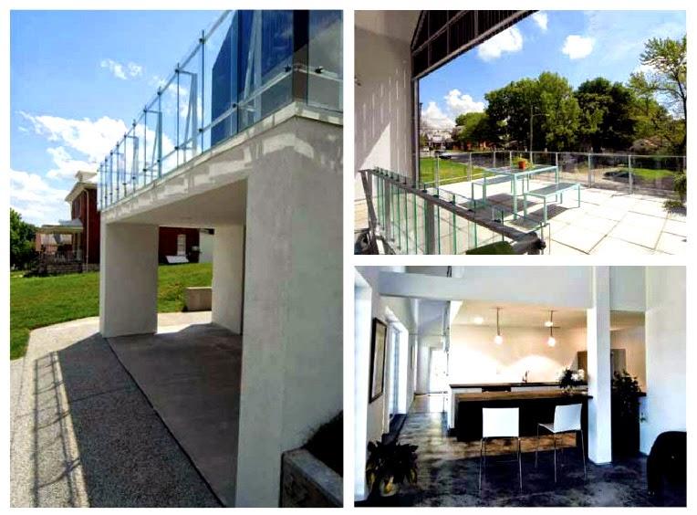 desain interior model rumah minimalis modern prescott house