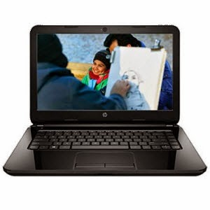Amazon : Buy HP 14-r241TU 14-inch Laptop and Bag at Rs.19999 only