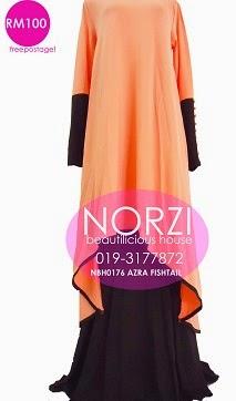 NBH0176 AZRA FULLSET