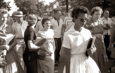 Will Counts, Elizabeth Eckford, 4 settembre 1957.