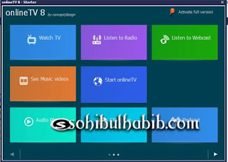 Online TV 8.3.0.1 Full Version