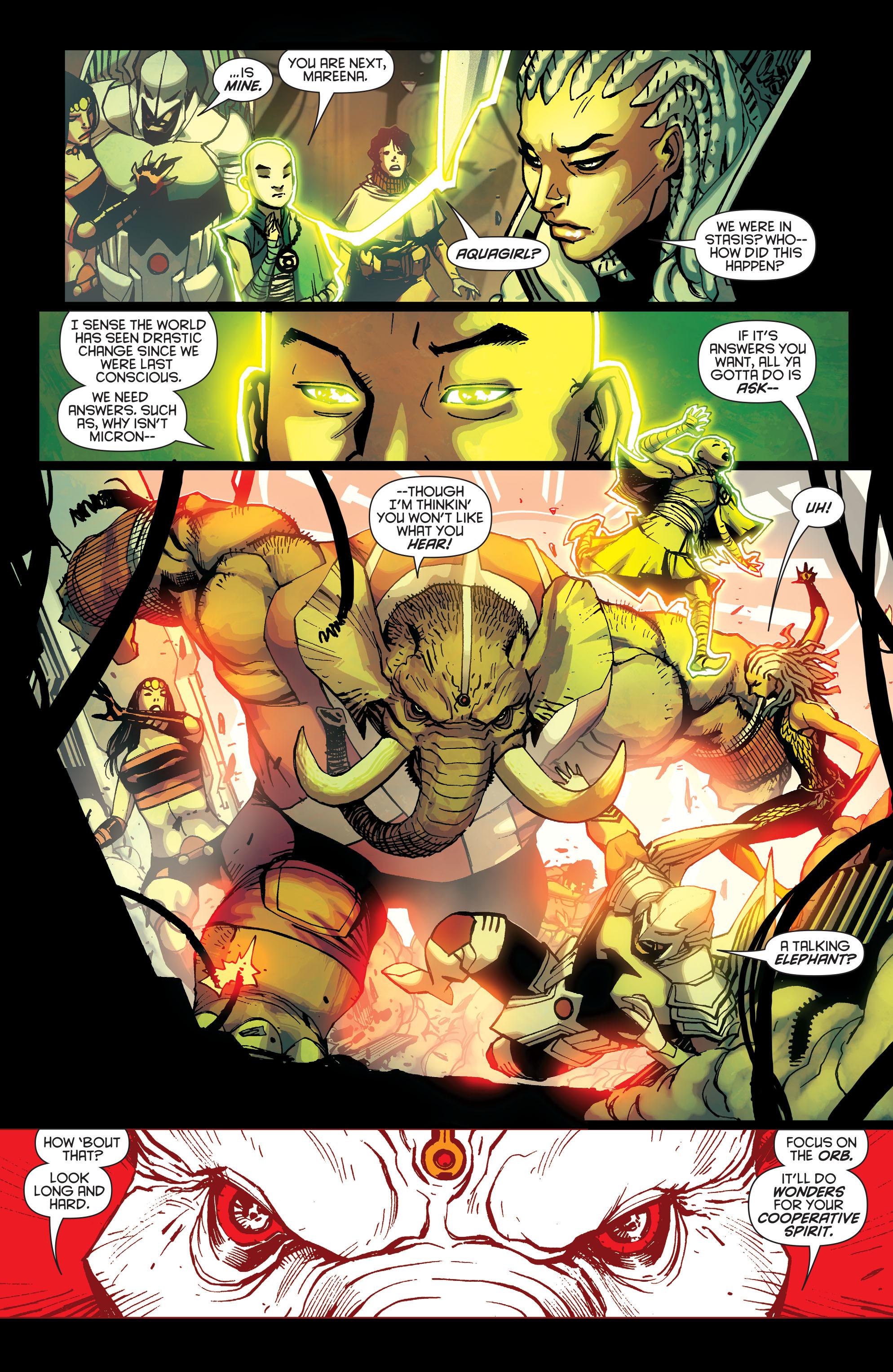 Batman Beyond (2015) Issue #10 #10 - English 11
