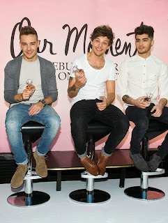 One Direction's scent 'Our Moment' is fastest selling perfume of  2013