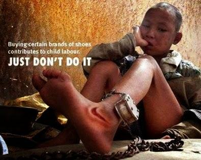 Esclavitud Infantil - La Explotación Laboral de las Grandes Marcas: