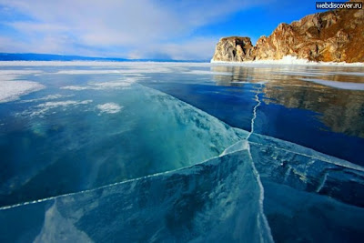 The pearl of Siberia - Baikal Lake Russia