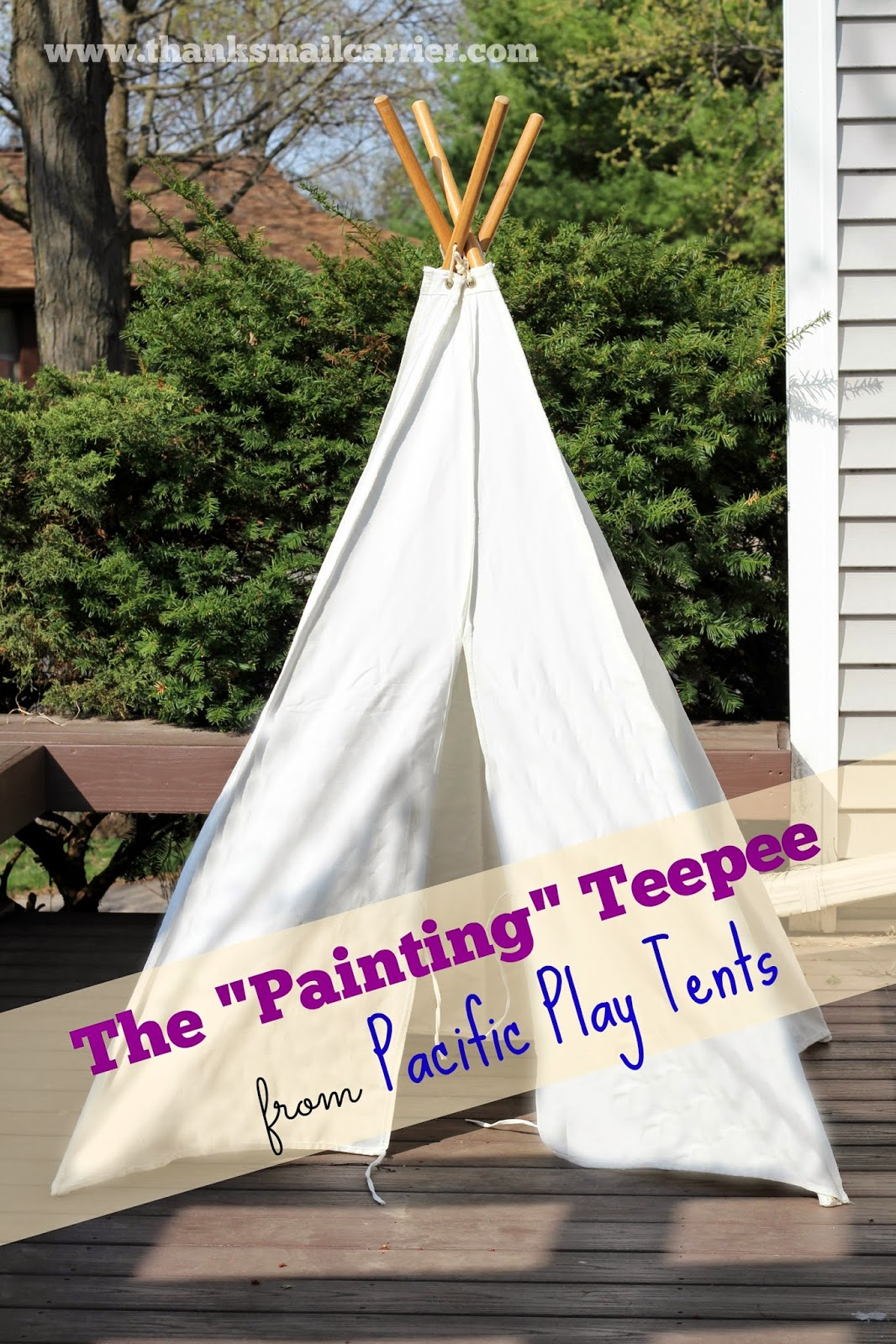 The Painting Teepee review