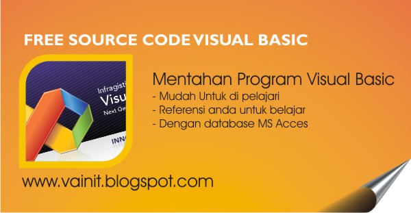 Kumpulan Program VB / Visual Basic