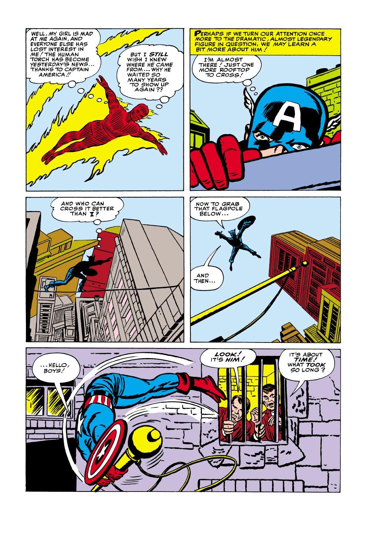 Captain America (1968) Issue #216 #130 - English 10