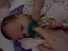 Baby Annie, 2wks old, 36wks gestation.