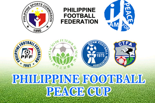 Philippine Football Cup 2012 Game Schedules