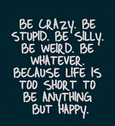 Best Happy Life Quotes