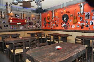 Рок Бар RockIT - зала Jimi Hendrix